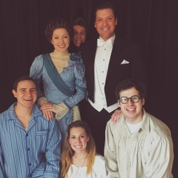 The Darling Family (plus Peter)
