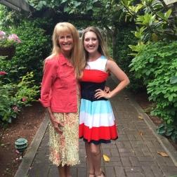 Taylor's mom, Cindi